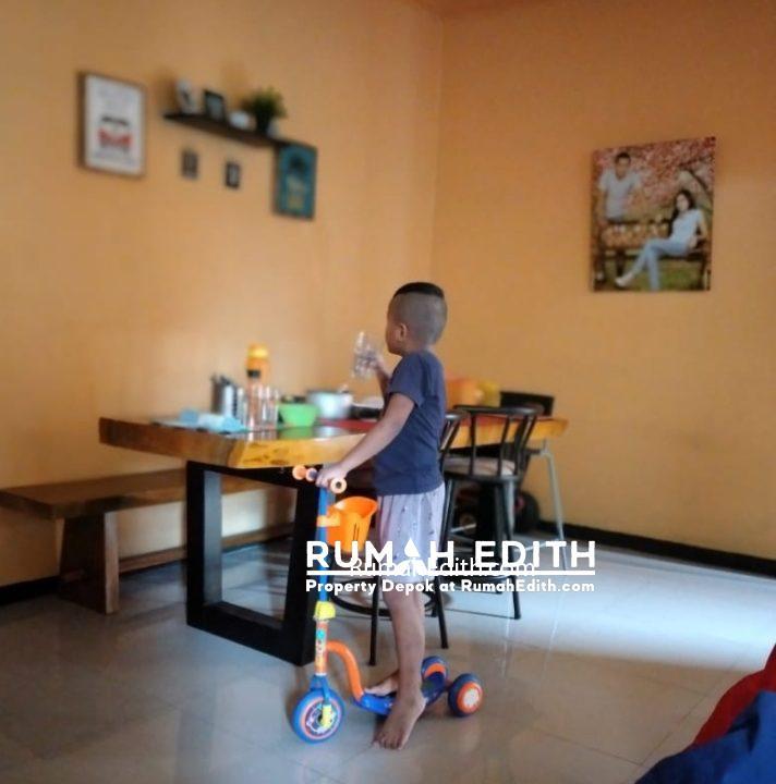 rumah edith - Rumah second 2lantai siap huni di perum DKI Pondok Kelapa JakartaTimur 2-7 2