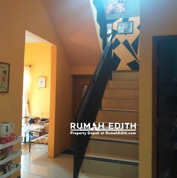 rumah edith - Rumah second 2lantai siap huni di perum DKI Pondok Kelapa JakartaTimur 2-7 3