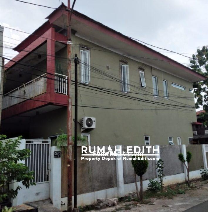 rumah edith - Rumah second 2lantai siap huni di perum DKI Pondok Kelapa JakartaTimur 2-7 4