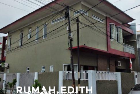 rumah edith - Rumah second 2lantai siap huni di perum DKI Pondok Kelapa JakartaTimur 2-7 5