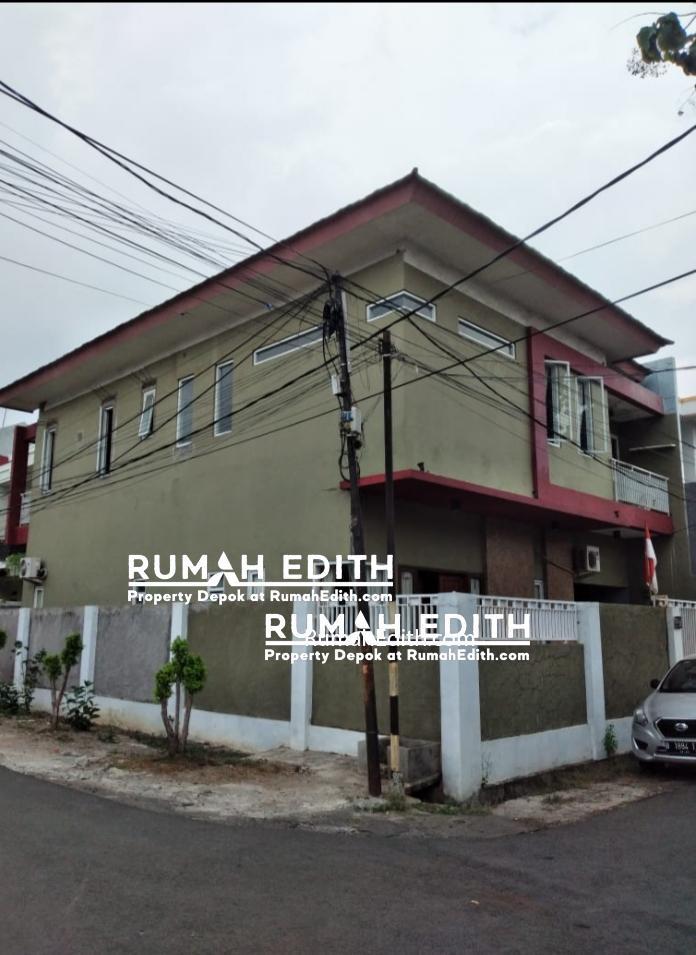 Rumah second 2 lantai siap huni di perum DKI Pondok Kelapa Jakarta Timur 2.7 M