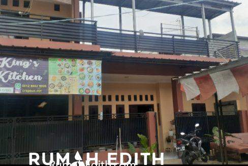 rumah edith - Rumah second siap huni 1,5 lantai di Cipayung Depok 750 juta 10