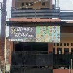 rumah edith - Rumah second siap huni 1,5 lantai di Cipayung Depok 750 juta