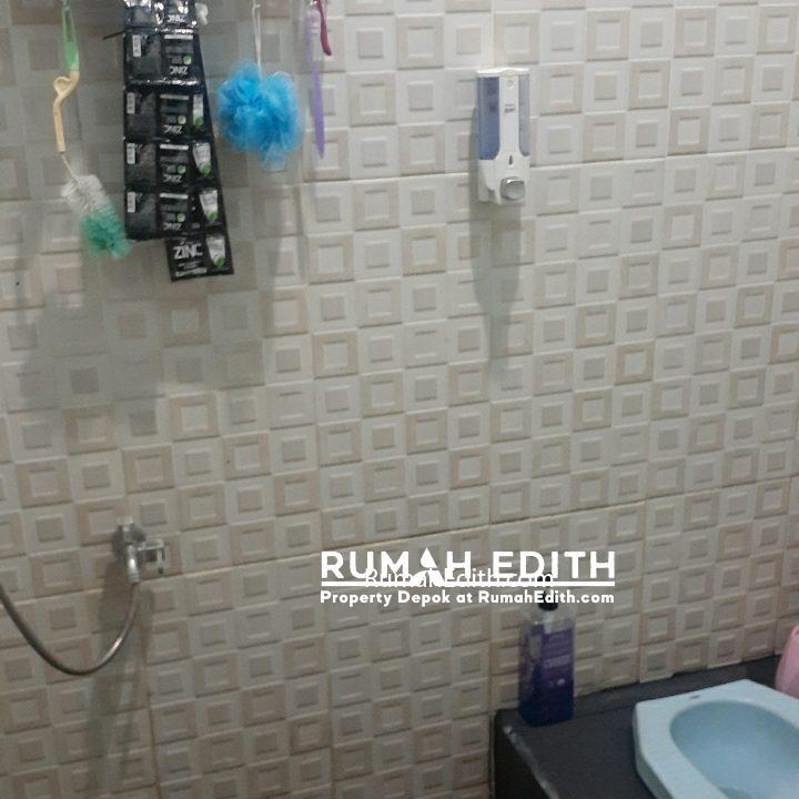rumah edith - Rumah second siap huni 1,5 lantai di Cipayung Depok 750 juta 6