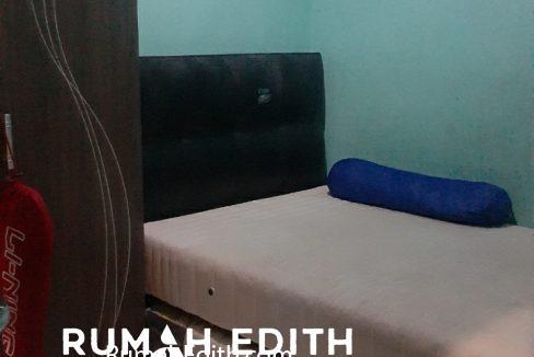 rumah edith - Rumah second siap huni 1,5 lantai di Cipayung Depok 750 juta 7