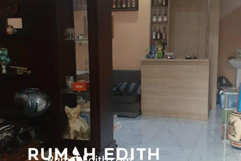 rumah edith - Rumah second siap huni 1,5 lantai di Cipayung Depok 750 juta 8