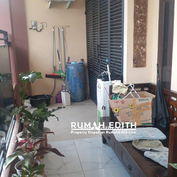 rumah edith - Rumah second siap huni 1,5 lantai di Cipayung Depok 750 juta 9