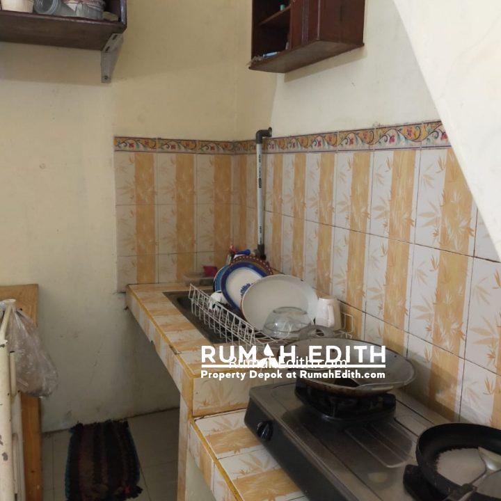 rumah edith - Rumah second siap huni 550jt dalam cluster di Gunung Sindur Bogor 1