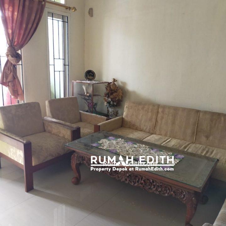 rumah edith - Rumah second siap huni 550jt dalam cluster di Gunung Sindur Bogor 2