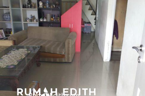 rumah edith - Rumah second siap huni 550jt dalam cluster di Gunung Sindur Bogor 3