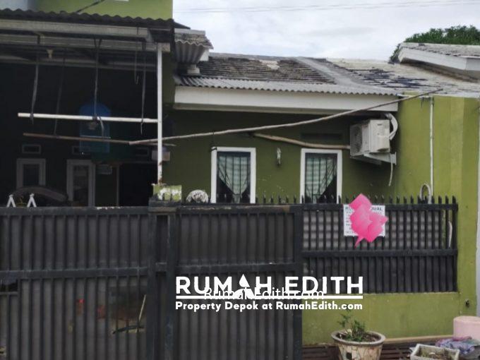 rumah edith - Rumah second siap huni 550jt dalam cluster di Gunung Sindur Bogor