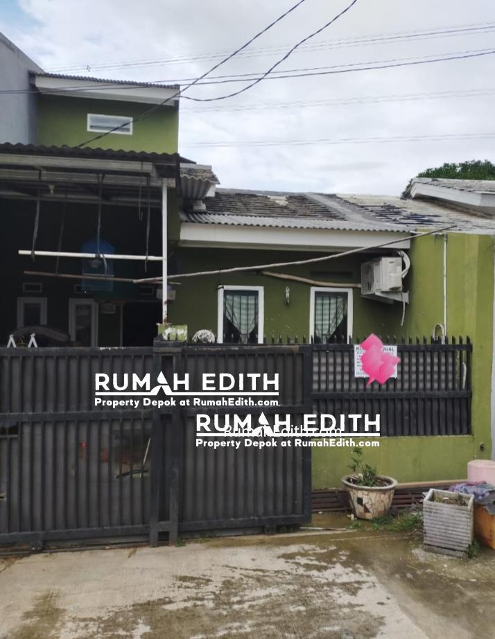 Rumah second siap huni dalam cluster di Gunung Sindur Bogor 550 jt