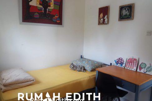 rumah edith - Town House Eksklusif 66 Unit Dengan Gaya Urban Tropical Modern Di Selatan Jakarta 12