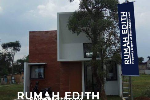Rumah Edith - Town House Eksklusif 66 Unit Dengan Gaya Urban Tropical Modern Di Selatan Jakarta