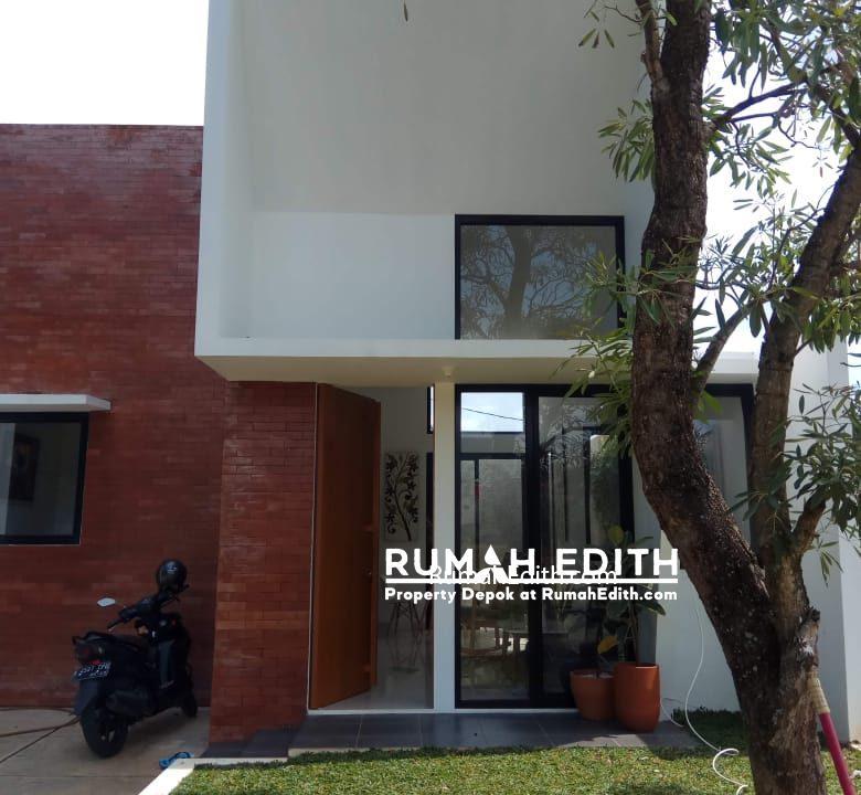 rumah edith - Town House Eksklusif 66 Unit Dengan Gaya Urban Tropical Modern Di Selatan Jakarta 3