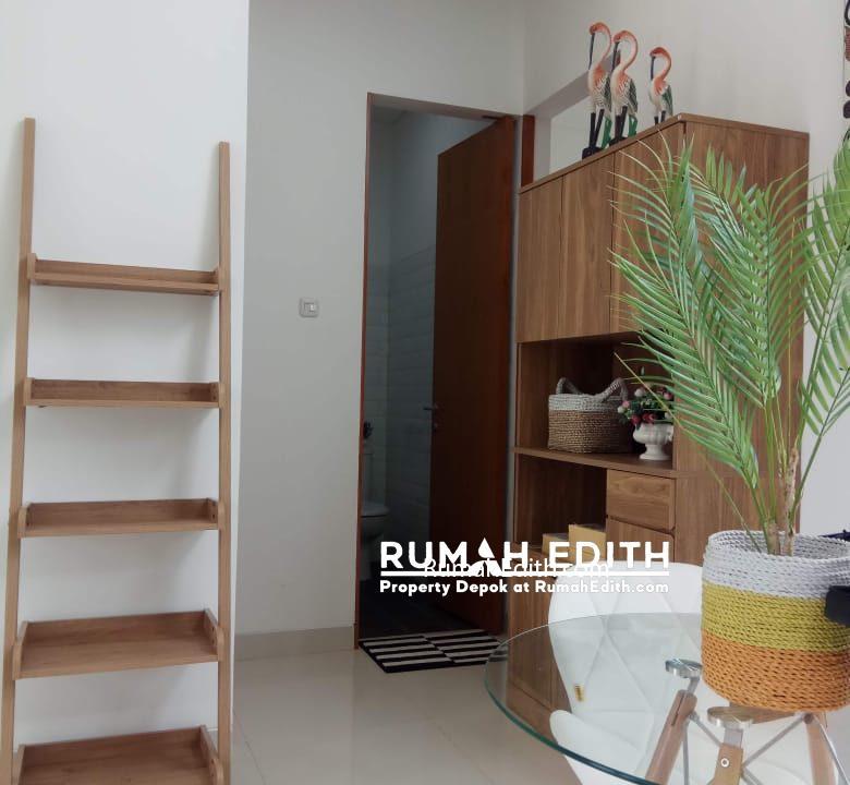 rumah edith - Town House Eksklusif 66 Unit Dengan Gaya Urban Tropical Modern Di Selatan Jakarta 7