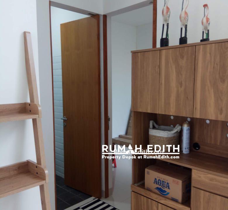 rumah edith - Town House Eksklusif 66 Unit Dengan Gaya Urban Tropical Modern Di Selatan Jakarta 9