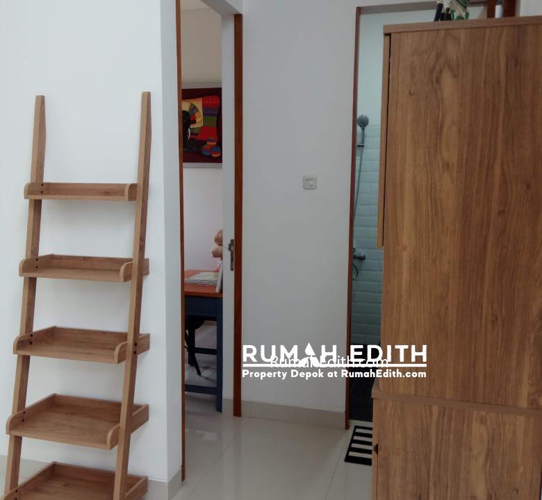 rumah edith - Town House Eksklusif 66 Unit Dengan Gaya Urban Tropical Modern Di Selatan Jakarta13