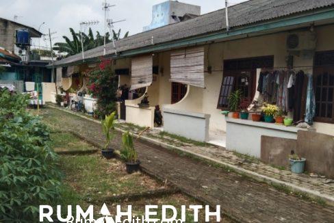 rumah edith - dijual kontrakan 14 pintu 10 M 1