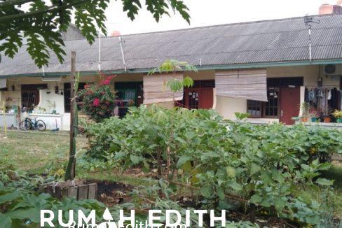 rumah edith - dijual kontrakan 14 pintu 10 M 2