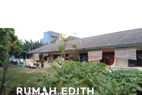 rumah edith - dijual kontrakan 14 pintu 10 M 3