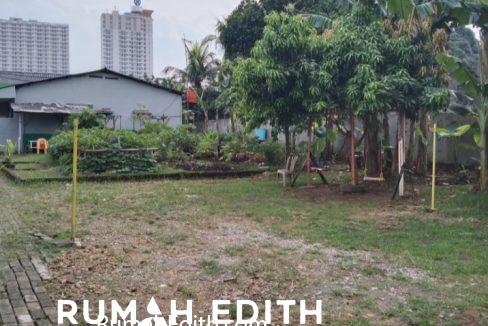 dijual kontrakan 14 pintu 1 toko 10 M dgn luas tanah 1130m² tanah kosong ±500m² Di Beji kemiri muka depok