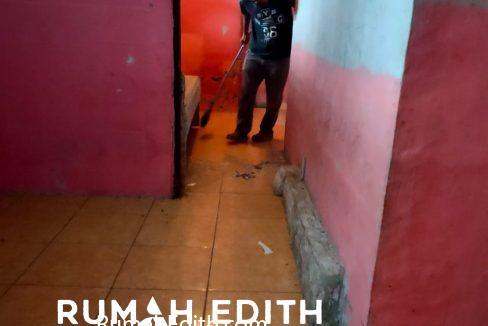 rumah edith - tami - Rumah Kontrakan 34 Pintu Dekat Sandratex Rempoa Ciputat Timur 4 M 1