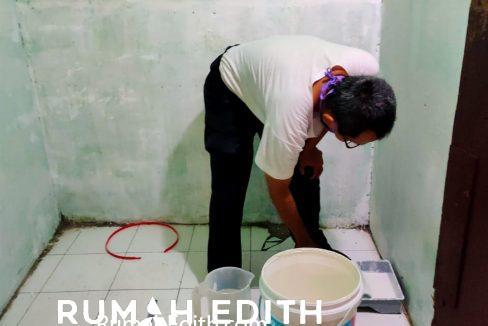 rumah edith - tami - Rumah Kontrakan 34 Pintu Dekat Sandratex Rempoa Ciputat Timur 4 M 10