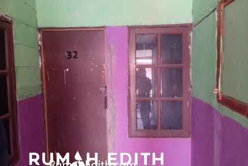 rumah edith - tami - Rumah Kontrakan 34 Pintu Dekat Sandratex Rempoa Ciputat Timur 4 M 2