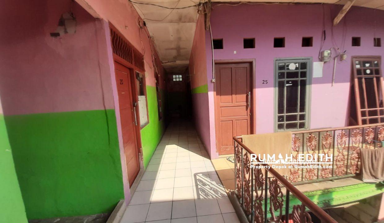 rumah edith - tami - Rumah Kontrakan 34 Pintu Dekat Sandratex Rempoa Ciputat Timur 4 M 3