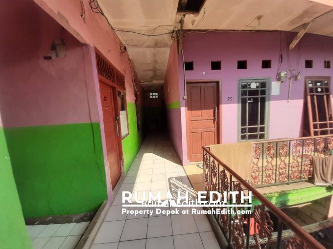 Rumah Kontrakan 34 Pintu Dekat Sandratex Rempoa Ciputat Timur 4 M