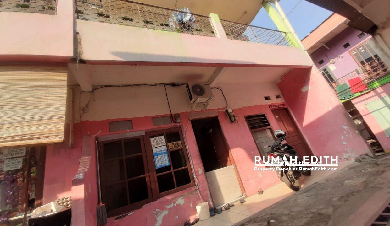 rumah edith - tami - Rumah Kontrakan 34 Pintu Dekat Sandratex Rempoa Ciputat Timur 4 M 4