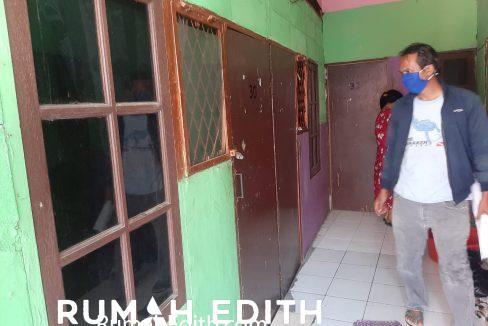 rumah edith - tami - Rumah Kontrakan 34 Pintu Dekat Sandratex Rempoa Ciputat Timur 4 M 5