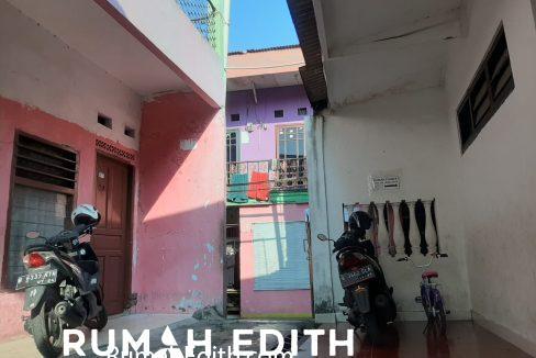 rumah edith - tami - Rumah Kontrakan 34 Pintu Dekat Sandratex Rempoa Ciputat Timur 4 M 7