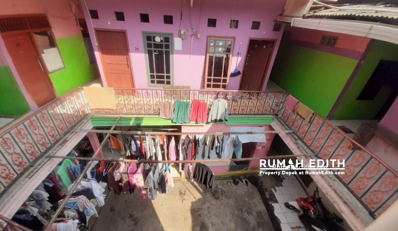 rumah edith - tami - Rumah Kontrakan 34 Pintu Dekat Sandratex Rempoa Ciputat Timur 4 M 8