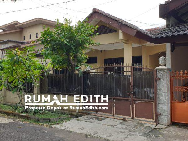 Rumah Second Rp 1.85 Milyar, 2 Lnt, di Sawangan, Depok. LT 280 m², 4 KT, 3 KM.