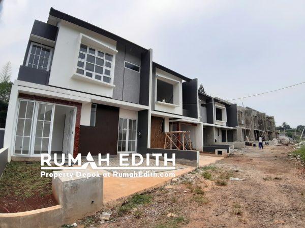Rumah Baru Rp 982 Juta, 2 Lnt, di Sawangan, Depok. LT 84 m², 4 KT, 3 KM.