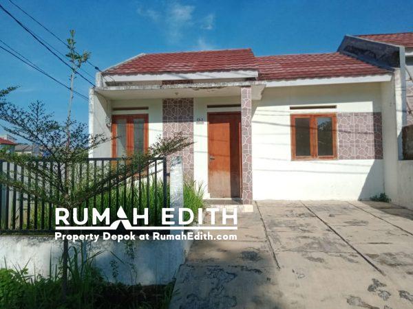 Rumah Baru Rp 600 Juta, 1 Lnt, di Bojong Gede, Bogor. LT 108 m², 2 KT, 1 KM.