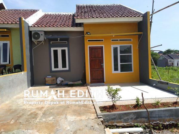 Rumah Baru Rp 196 Juta, 1 Lnt, di Sawangan, Depok. LT 40 m², 2 KT, 1 KM.
